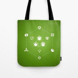 Zelda Ocarina of Time Tote Bag