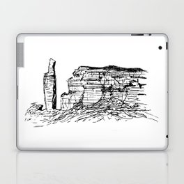 Old Man Of Hoy Laptop & iPad Skin