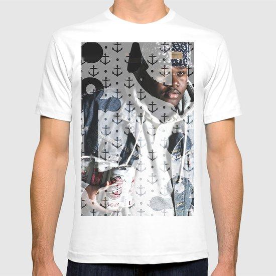 Lski Anchor T-shirt