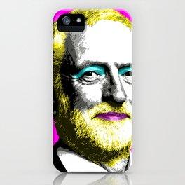 Marilyn Corbyn - Pink iPhone Case