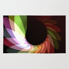 Elliptical Motion Rug