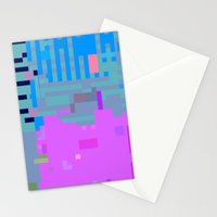 taintedcanvas107x2a Stationery Cards