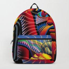 Satan Backpack