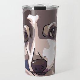 Jasmine Dog Travel Mug