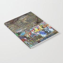 Graffiti in the wild Notebook