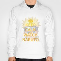 naruto Hoodies featuring Naruto by Wis Marvin