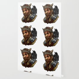 Viking | Warrior Raven Odin Walhalla Valknut Loki Wallpaper