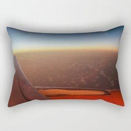 En plein vol Rectangular Pillow