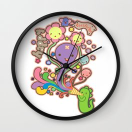 It's a Party Wall Clock