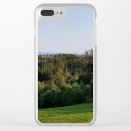 The View from the Brye Clear iPhone Case