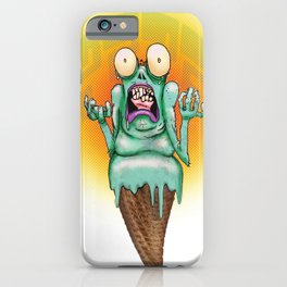 Why- Scream iPhone Case