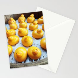 Dump Ling Duck Stationery Cards