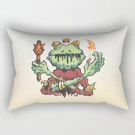 FROG KING Rectangular Pillow