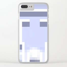 Ice Kingdom Clear iPhone Case
