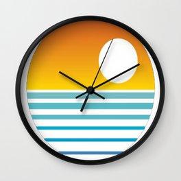 Galactic Paradise T-Shirt. - Sao Chép.Png Wall Clock