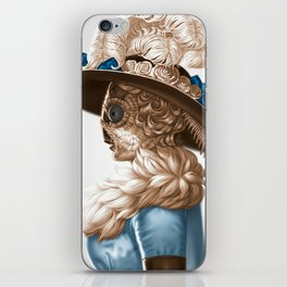 Madam Moth iPhone Skin