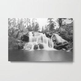 Upper Webber Falls Metal Print