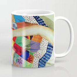 Square Story Coffee Mug