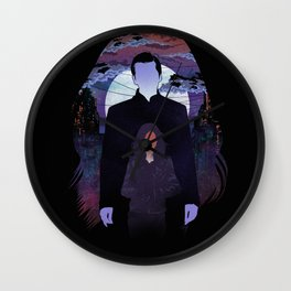 Alias Investigation Wall Clock