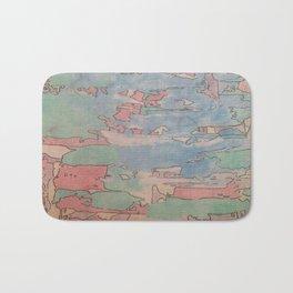 Colourfull world Bath Mat