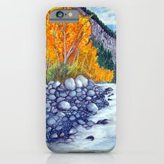 Along the lake.. iPhone 6s Slim Case