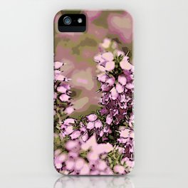 Pink Summer Hebe iPhone Case
