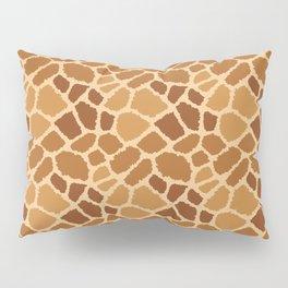 Giraffe Fur Texture Pillow Sham