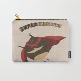 Autumn and its Superhero Carry-All Pouch