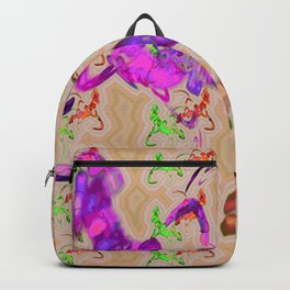 Fights of knights Backpack