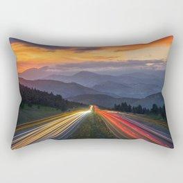 I-70 Traffic Rectangular Pillow