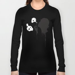 Her Name Was Death Long Sleeve T-shirt
