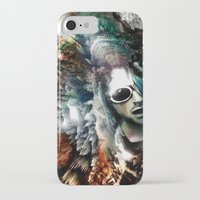 kurt rahn iPhone & iPod Cases featuring Kurt by Tordu Design JS Lajeunesse