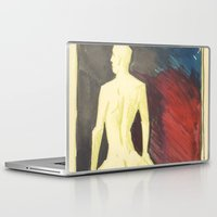 robert farkas Laptop & iPad Skins featuring Robert by Azure Cricket