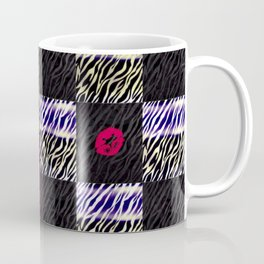 Jungle Fever Metal Grunge  Coffee Mug