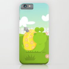 Green Snail (male) iPhone 6s Slim Case
