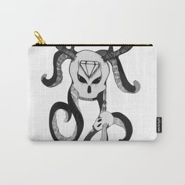 OctoSkull Carry-All Pouch