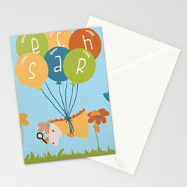 Where are you? Stationery Cards