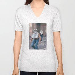 The Protester Unisex V-Neck