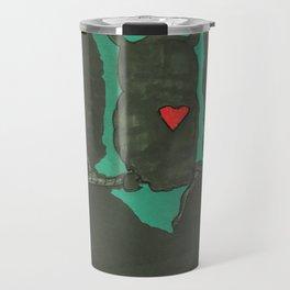 Mochuelo the Wise Travel Mug