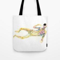 Cuerpo 02 Tote Bag