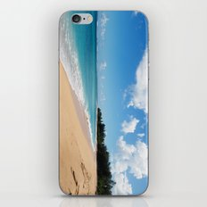 Tunnels beach iPhone & iPod Skin