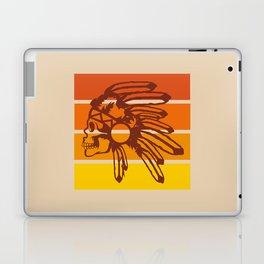 Nod to the 70's Laptop & iPad Skin