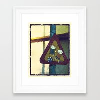 kids Framed Art Prints featuring Kids by LoRo  Art & Pictures