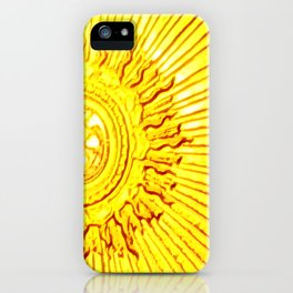 Two Roman Suns iPhone Case