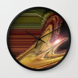 Strawberry's Sheer Shear v.1 Wall Clock