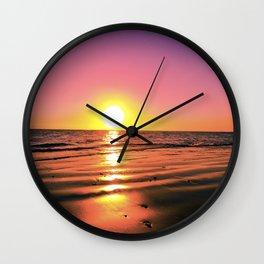 Rota Spain Beach 3 Wall Clock