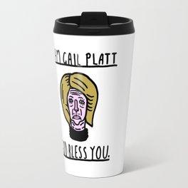 I am Gail Platt , Godbless You Travel Mug