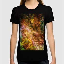 Moody waterfall T-shirt