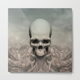 Dead eagle Metal Print