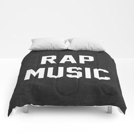Rap Music Comforters